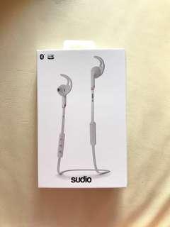 Sudio tre 耳道式藍牙耳機
