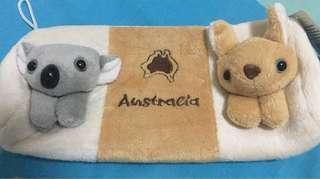 Koala & Kangaroo Pencil Case