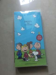 Snoopy Album (可放240 張 3R size photos/ postcards/ 車票)