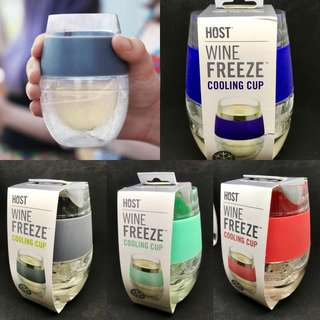 Business Post : Host Wine Freeze - Cooling Cup