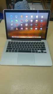 🍎🍎 macbook pro retina 13ic 2013 muluss
