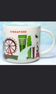 Starbucks you are here singapore cup