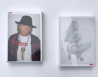 Authentic Supreme Digi Jigsaw and Neil Young Puzzle