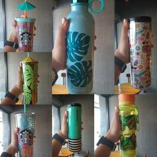 Tumbler Summer 2 Starbucks new