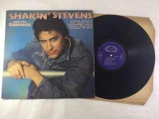 Vintage: Shakin' Steven & The Sunsets