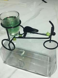 Candle Bicycle