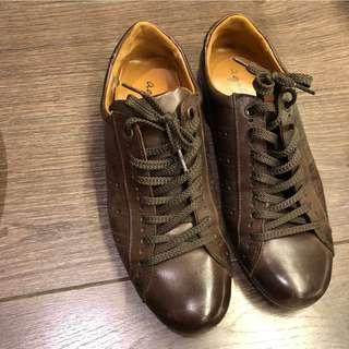 agnes b. 女生 皮鞋 36號