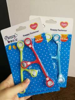 [NEW] Pureen Nappy Fastener
