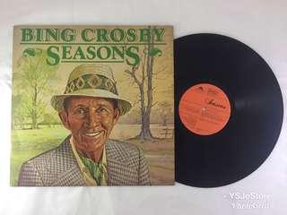 Vintage: Bing Crosby 'Seasons'