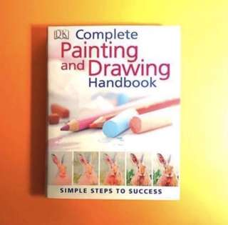 Complete Painting & Drawing Handbook