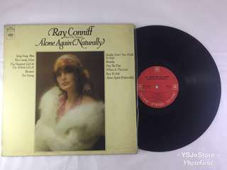 Vintage: Ray Conniff And The Singers: Alone Again (Naturally)