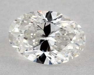 完美配对的耳环 Oval Shape GIA Certificates Diamond