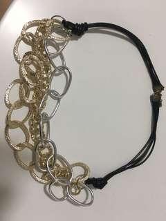 kalung jewelry aksesoris kekinian gold silver elegant