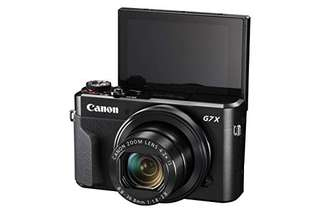 CANON G7X MARK II CAMERA