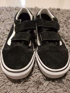 Authentic Boys Vans Oldschool shoes