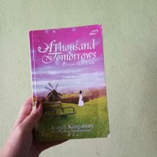 Novel A Thousand Tomorrow