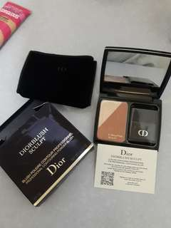 Dior blush sculpt Brandnew