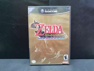 Nintendo GameCube NGC The Legend of Zelda: The Wind Waker (Used Game)