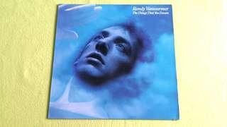 RANDY VANWARMER.  the things that you dream.  Vinyl record