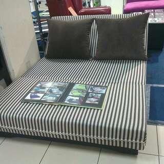 SOFA BED bisa di lipat Bisa kredit juga