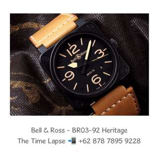 Bell & Ross - BR03-92 Heritage