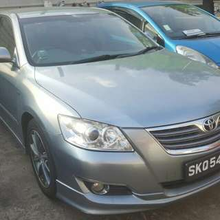 TOYOTA CAMRY 2.4(A) 2008