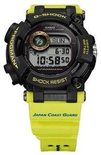 代購 日本 日本生產 GWF-D1000JCG-9JR 海上保安制度創設70周年 G-Shock