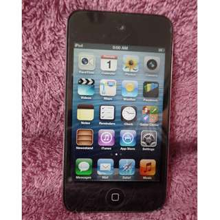Used but nice condition Ipod Touch 4th gen 64GB, model A1367