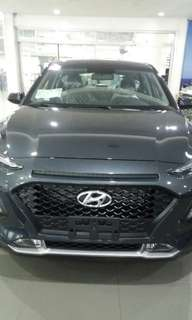 HYUNDAI KONA GLS 20186AT GAS