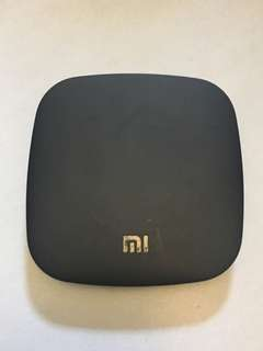 小米盒子 電視 Xiao Mi