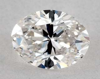 完美椭圆形钻石💍,耳环,吊坠 GIA Certificate