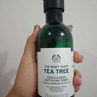 Tea Tree Toner Body Shop