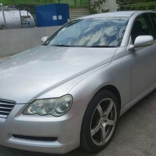 TOYOTA MARK 2.5(A) V6 2008