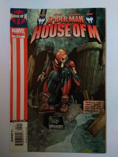 🚚 Spider-Man House Of M (Marvel Limited Series)