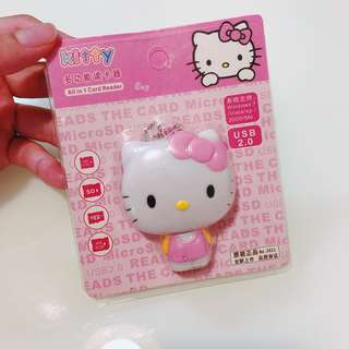 Hello Kitty all in 1 card reader
