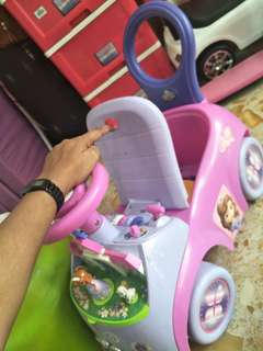 Sofia car for toddlers