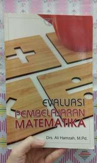 Evaluasi Pembelajaran Matematika