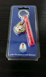 2018 FIFA World CUP Official Key Chain
