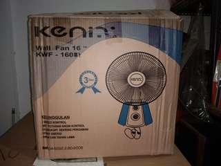 """Kenix Wall Fan 16"""""""