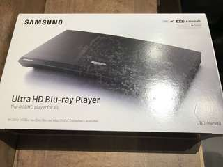 4K UHD Blue Ray Player