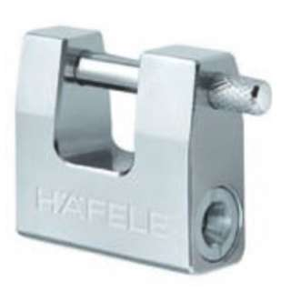 Hafele Pad Lock - 50mm (482.01.790)