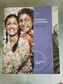 GEK1064/PLB1201 Introduction To Psychology (Plotnik)