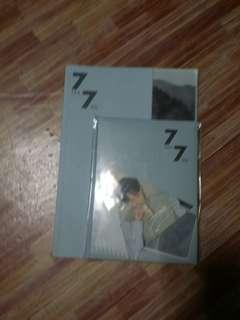 [ ONHAND ] GOT7 7for7 ALBUM