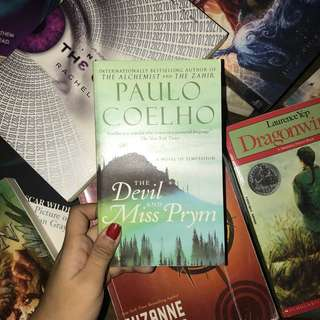 the devil & miss prym by paul coelho