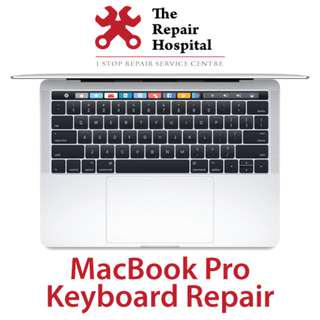 MacBook Pro Keyboard Replacement - Same Day Collection