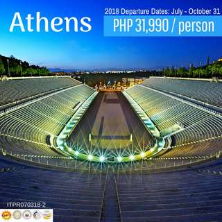5D4N Athens