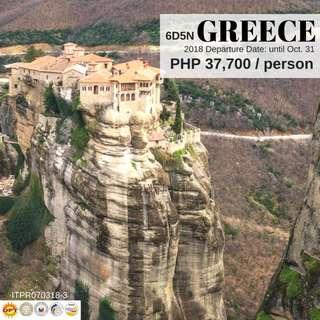 6D5N Greece