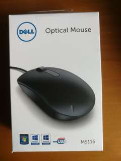 Dell ms116 mouse