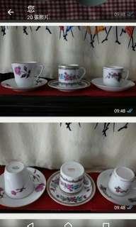 功夫茶杯/濃缩espresso咖啡杯