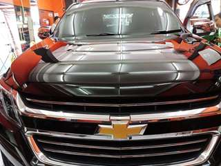 Laminating Chevrolet Trailblazer